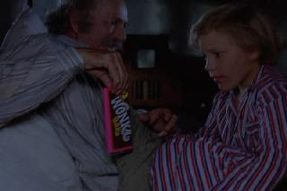 Grandpa Joe reveals a hidden stash